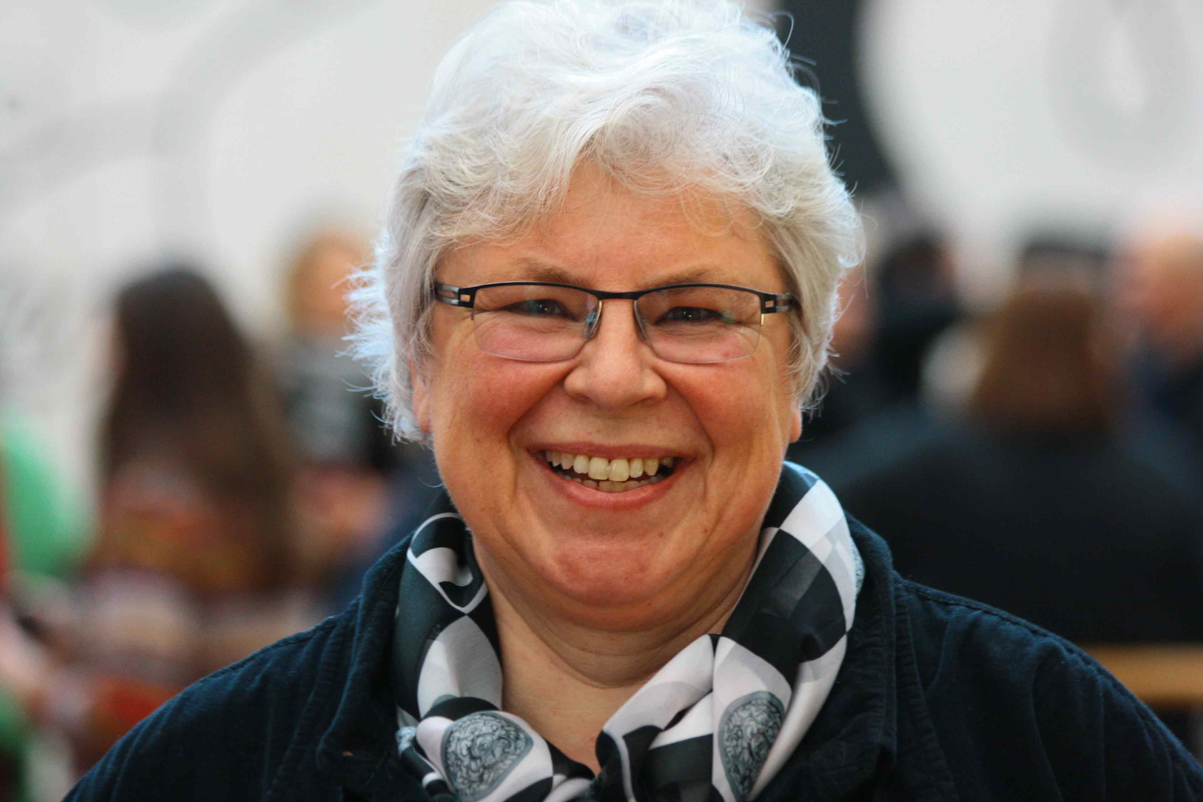 Elisabeth Graf | Foto: Michael Krügerke